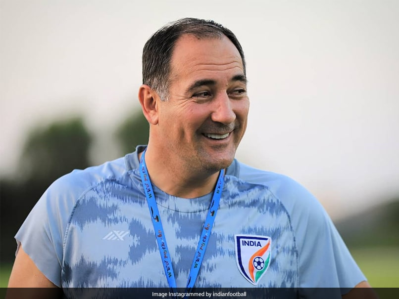 Coach Igor Stimac Says Indian Football Team Not A Factory To Produce Players Like Sunil Chhetri