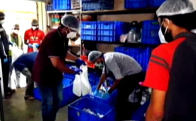 Bengaluru's Good Quest Delivers Meals To Homes Of Covid Patients