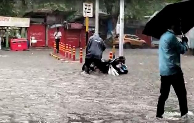 4 Subways Shut Amid Waterlogging Due To Heavy Rain In Mumbai