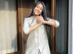 धनाश्री वर्मा ने 'संवार लूं' गाने पर किया खूबसूरत डांस, फैन्स बोले- आपके बालों से प्यार हो गया...देखें Video