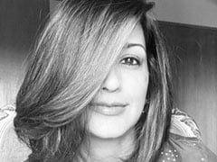 On Good Hair Days, Sonali Bendre Looks Like This. Cute, No?