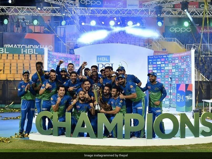 PSL 6: Multan Sultans Beat Peshawar Zalmi To Win Maiden Title