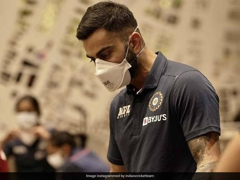 India Mens And Womens Teams Depart For England Tour. See Pics