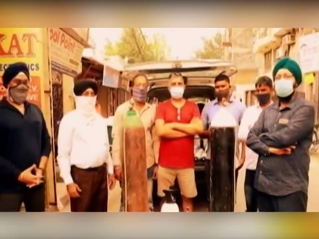 Video : ये हैं असली मायनों में हीरो, कोविड योद्धाओं ने महामारी का सामना करते हुए लोगों की मदद की