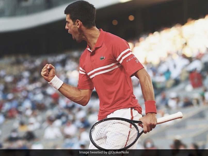 French Open 2021 Mens Singles Final Highlights: Novak Djokovic Beats Stefanos Tsitsipas To Win 19th Grand Slam Title