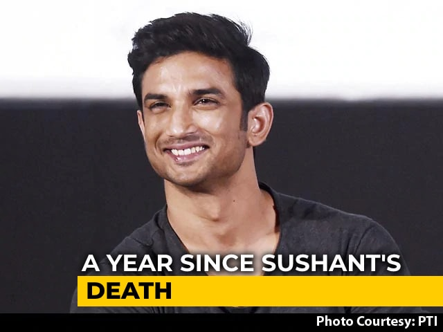 Video : Sushant Singh Rajput: A Year Since The Actor's Death