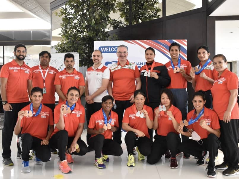 Indian Boxers To Have Three-Week Training Camp Abroad Before Tokyo Olympics