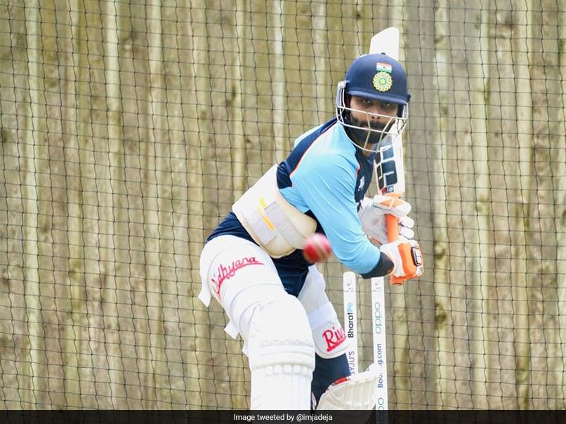 "World Test Championship Final: Ravindra Jadeja Posts Picture, Says ""Ready For World Test Championship Final"""