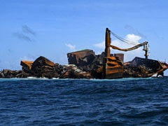 """Lanka Races To Avert Possible Oil Leak From Ship With """"Dangerous Cargo"""""""