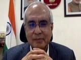 Video : NITI Aayog's Rajiv Kumar On Direct Cash Transfer For Economic Revival