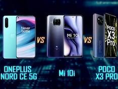 Oneplus Nord CE 5G vs Poco X3 Pro vs Mi 10i: Which Phone Wins?