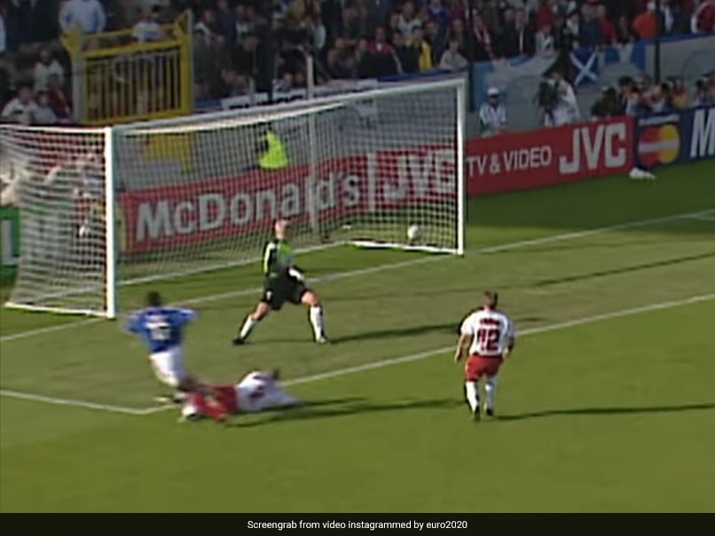 UEFA EURO 2020: Warm your appetite with these Sensational Goals from the Championship Archives.  See |  Football news