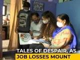 Video : Tales Of Despair As Job Losses Mount