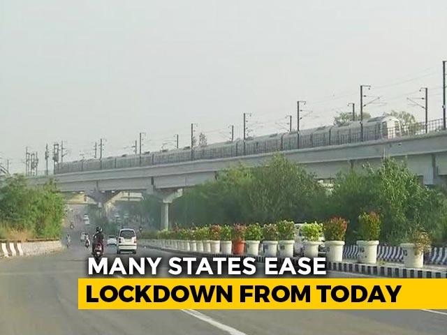 Video : Delhi, Maharashtra 'Unlock' From Today