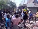 Video : 3 Die, 2 Injured In Explosion At Tamil Nadu Firecracker Factory