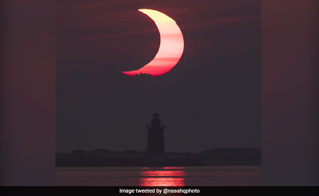 Solar Eclipse 2021: Best Pics Of Eclipse From Around The World. See Here
