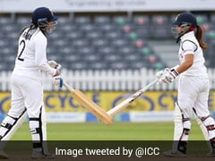 England Women vs India Women, One-Off Test: Sneh Rana Shines On Day 4 As India Secure Draw Against England