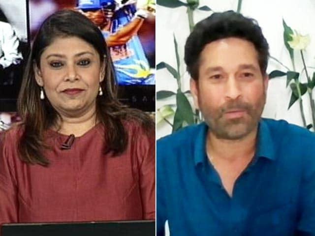 Video : Big Runs Around The Corner For Virat Kohli: Sachin Tendulkar