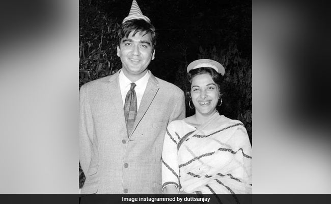 Trishala Dutt Is All Hearts For These Throwbacks Of Grandparents Nargis And Sunil Dutt
