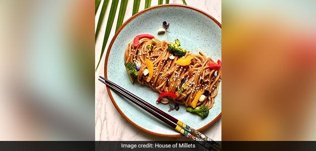 Asian Peanut Butter Noodles