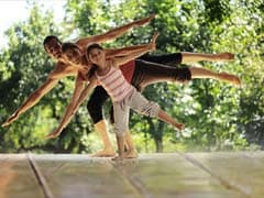 International Yoga Day 2021: Yoga Poses You Can Perform With Your Family At Home