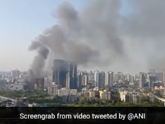 Major Fire Breaks Out At Mumbai Residential Building, None Injured
