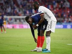 "Euro 2020: Paul Pogba Plays Down Antonio Rudiger ""Bite"""