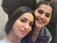 "Taapsee, Kanika Dhillon Slam Director Navjot Gulati For ""Sexist"" Tweet"