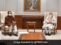 Value Personal Relations: Shiv Sena On PM Modi-Uddhav Thackeray Meeting