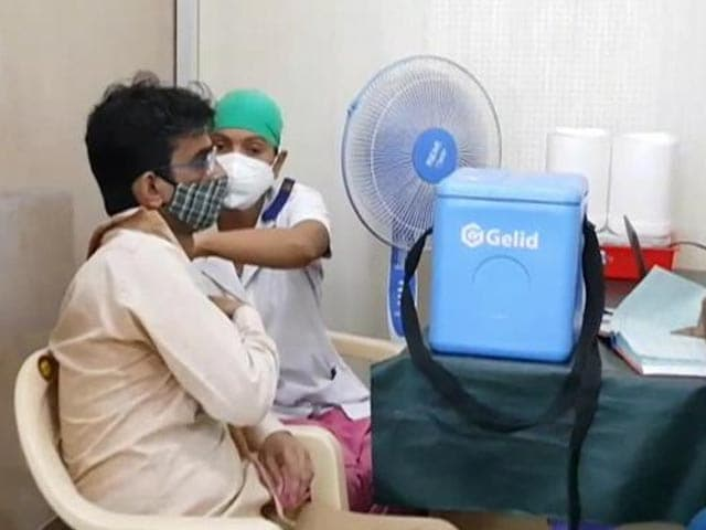Video : Government-Run Vaccination Centres Seeing A Big Jump In Mumbai