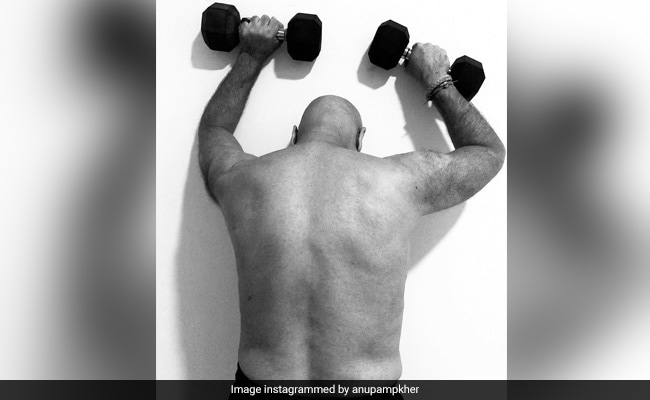 'Life Doesn't Get Easier.' So, Anupam Kher Is Pushing His Limits At 66
