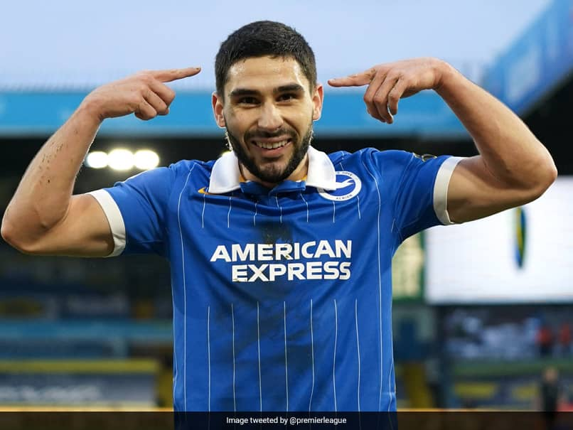 A Singapore teenager admitted to sending death threats to Brighton & Hove Albion forward Neal Maupay.