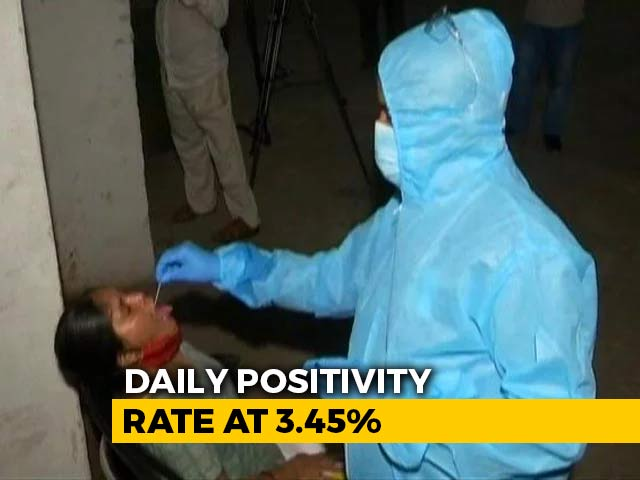 Video : India Sees Fewest Covid Cases In 75 Days; 2,726 Deaths