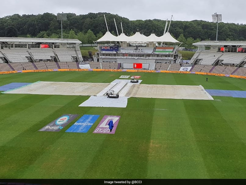 Photo of India vs New Zealand WTC Final Live Score: Rain Plays Spoilsport, No Play In 1st Session On Day 1