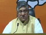 Video : Arvind Kejriwal's Ration Delivery Scheme A 'Jumla', Says BJP