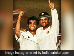 On This Day, 25 Years Ago, Sourav Ganguly Scored His Debut Test Century