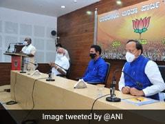 """""""Legislators United"""": BJP In-Charge In Karnataka As B S Yediyurappa Faces Dissent"""
