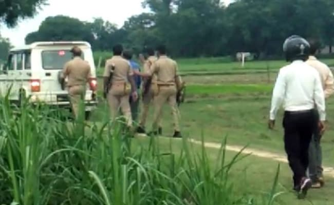 8-Year-Old Girl Strangled To Death In UP Village, Police Suspect Rape