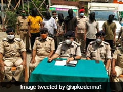 12 Members Of Inter-State Vehicle Lifting Gang Arrested In Jharkhand: Police