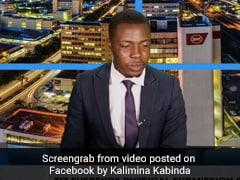 Viral Video: TV Anchor Interrupts Live Bulletin To Claim He Hasn't Been Paid