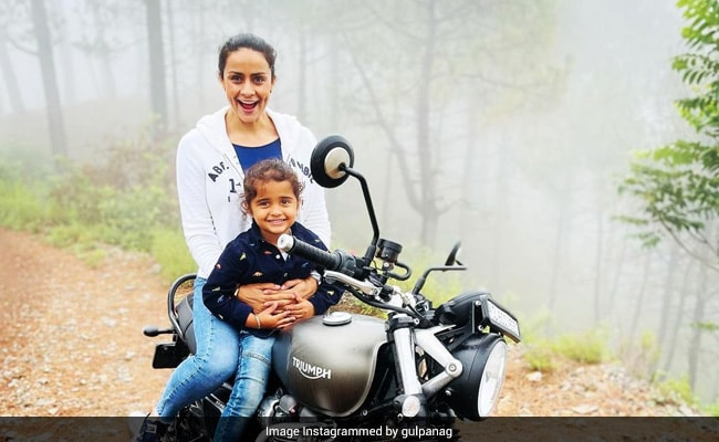 'Finally Being Able To Breathe In The Outdoors': Gul Panag Checks In From Hill Station Trip