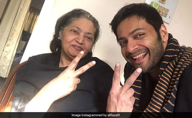 On Ali Fazal's Emotional Post For His Mother, An Equally Moving Comment From Richa Chadha
