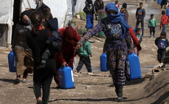 Amid Pandemic, Number Of People Forced To Flee Homes Has Risen, Says UN