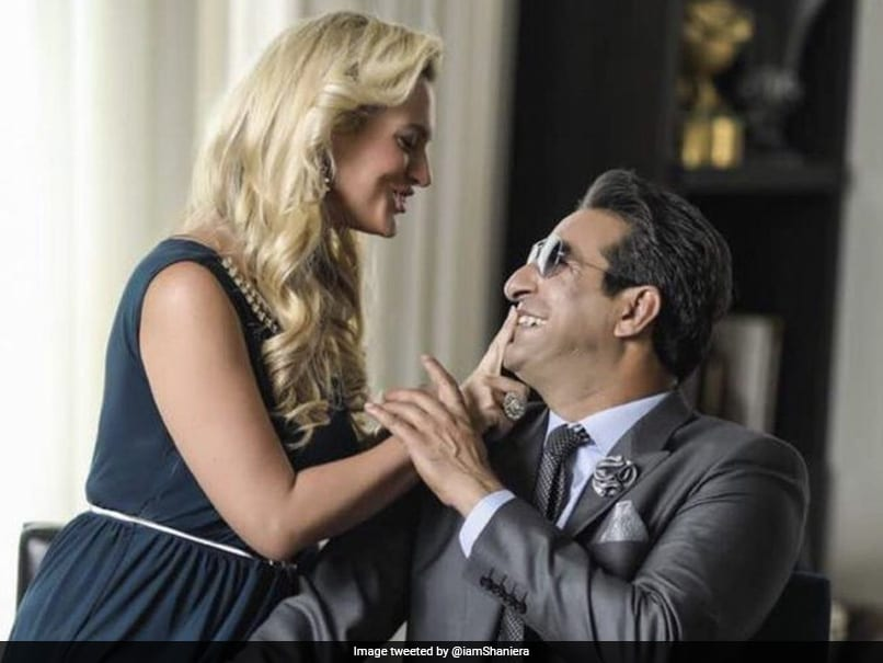 To The Love Of My Life: Wasim Akram Turns 55 And Wife Shanieras Wish Is Winning The Internet