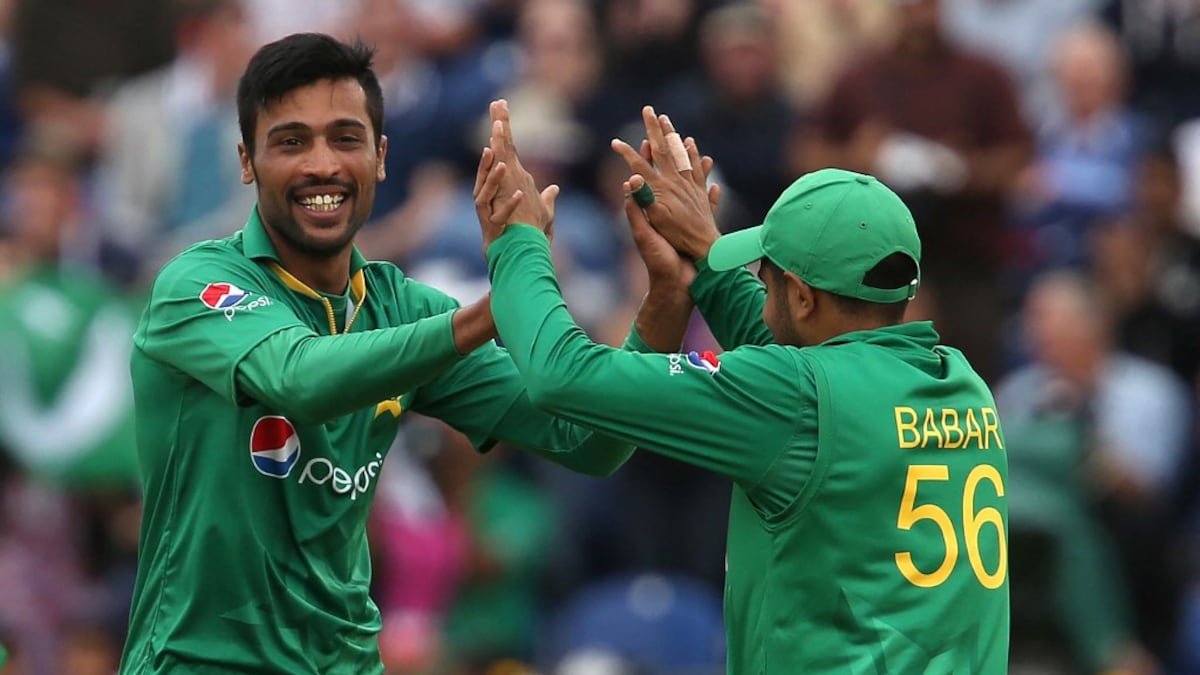 """Babar Azam will talk to Mohammed Amir about his retirement in Pakistan and says he will """"discuss the problems he faces"""" 