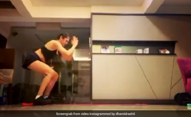 Drashti Dhami's 'Nuts' Work Out Routine Is Not For Everyone