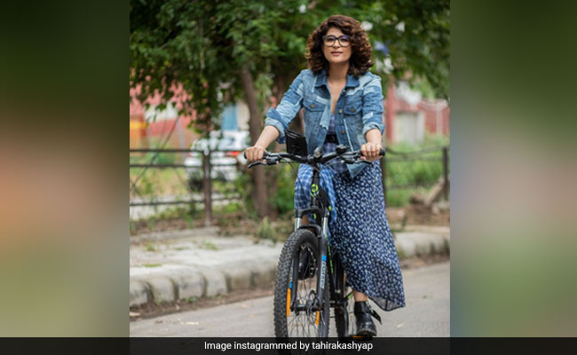 World Bicycle Day 2021: Tahira Kashyap Goes Back To School Riding On Memories