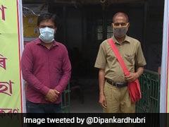 Assam's 'Vaccine Man' Goes Door To Door To Create Awareness On Covid Jabs