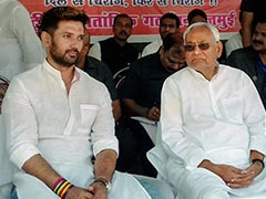 """""""What You Sow..."""": Nitish Kumar's Role In Chirag Paswan's Worst Crisis"""