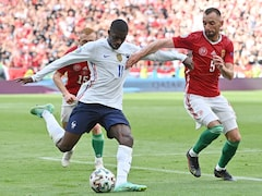 Euro 2020: France Star Ousmane Dembele Ruled Out Due To Knee Injury